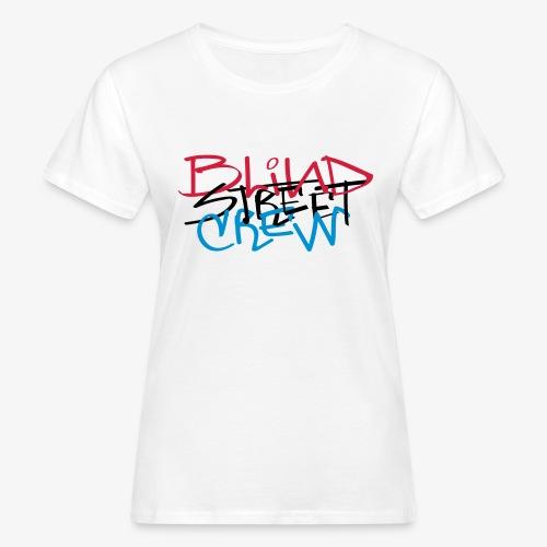 BSC Tag Rasta - T-shirt ecologica da donna