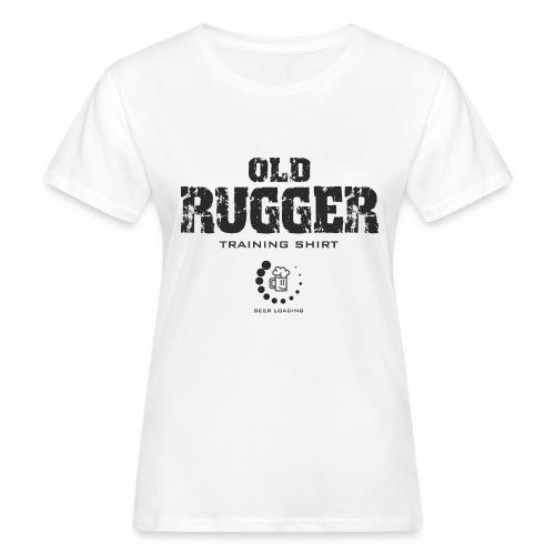 MarPlo Beer Loading Black - T-shirt ecologica da donna