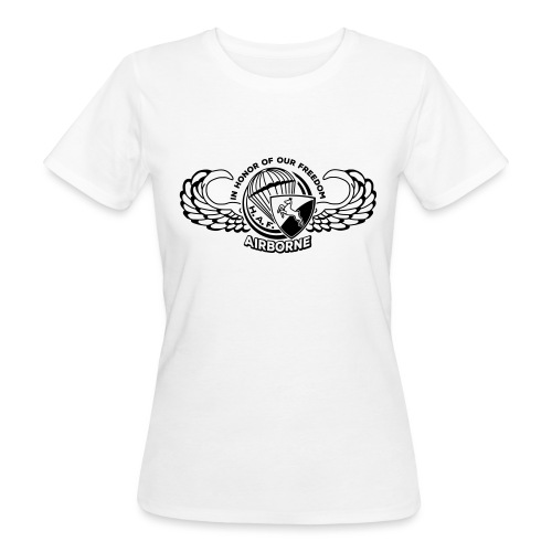 HAF tshirt back2015 - Women's Organic T-Shirt