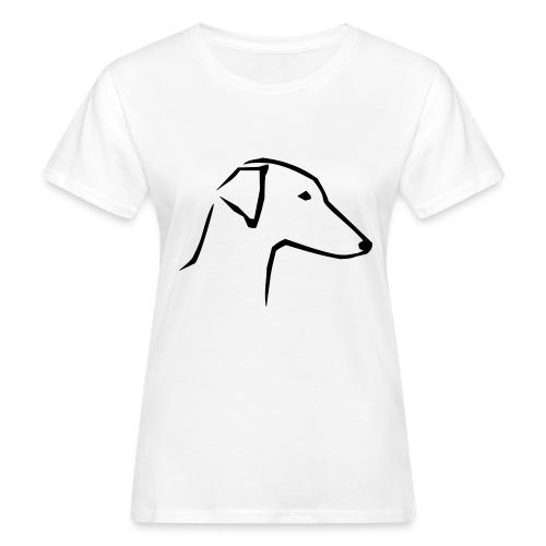 Sloughi - Frauen Bio-T-Shirt