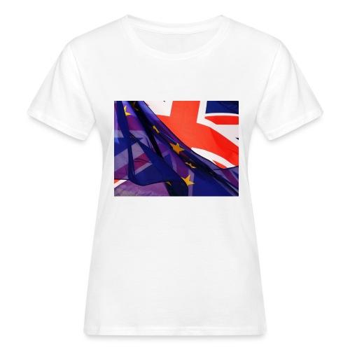 Europa exit - T-shirt ecologica da donna