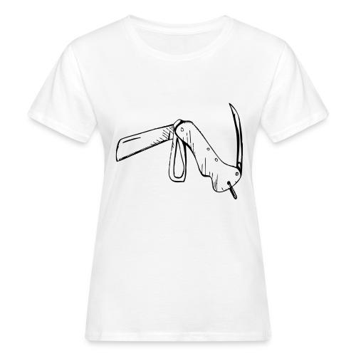 jacknife - T-shirt ecologica da donna