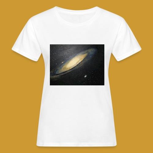 Andromeda - Mark Noble Art - Women's Organic T-Shirt