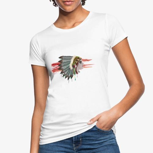 Native american - T-shirt bio Femme