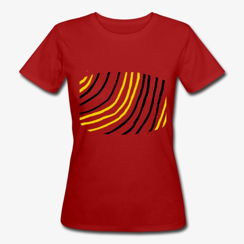 Raidat - Naisten luonnonmukainen t-paita