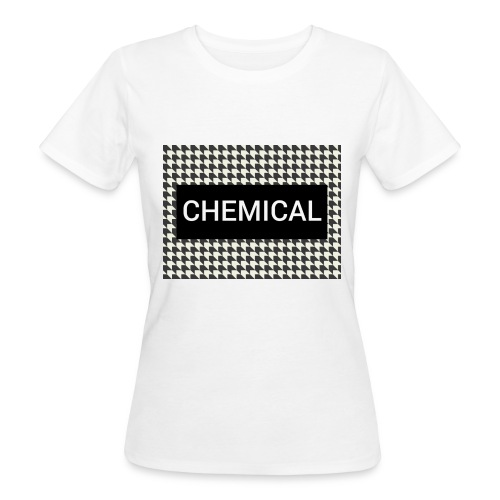 CHEMICAL - T-shirt ecologica da donna