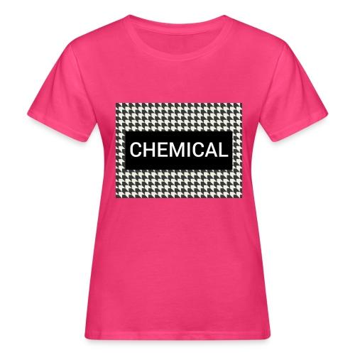 CHEMICAL - T-shirt ecologica da donna