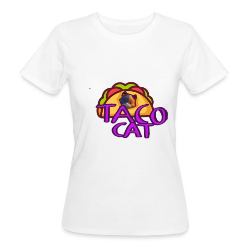 TACO CAT - Ekologisk T-shirt dam