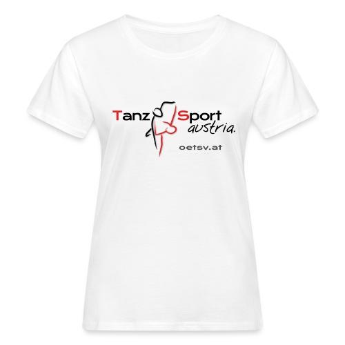 Logo OTSV V1 Internet gif - Frauen Bio-T-Shirt