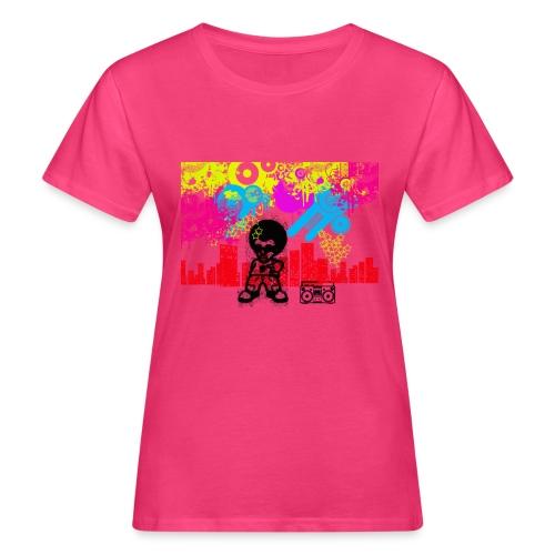 Magliette personalizzate bambini Dancefloor - T-shirt ecologica da donna