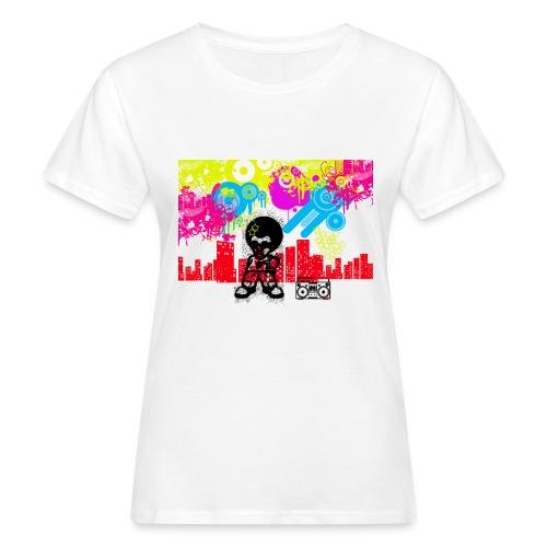 Cover cellulari personalizzate con foto Dancefloor - T-shirt ecologica da donna