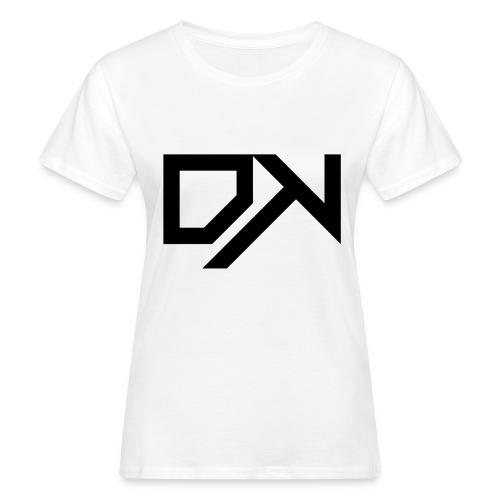 DewKee Logo Samung Galaxy S4 Case Black - Women's Organic T-Shirt