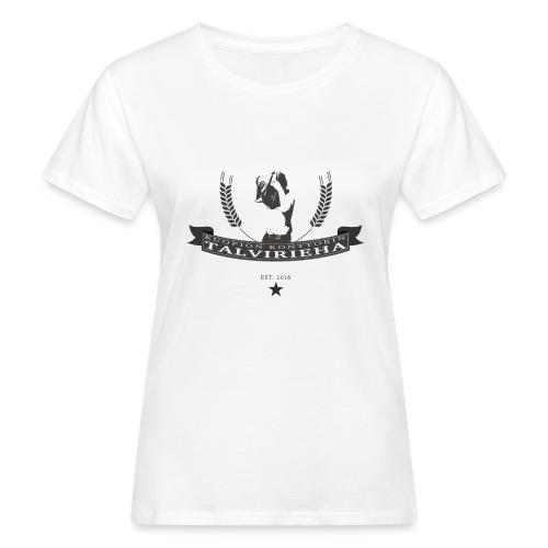Talvirieha - Naisten luonnonmukainen t-paita