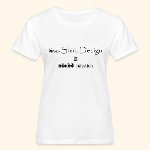 test_shop_design - Frauen Bio-T-Shirt