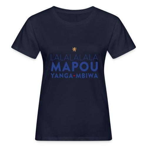 Mapou YANGA-MBIWA - T-shirt bio Femme