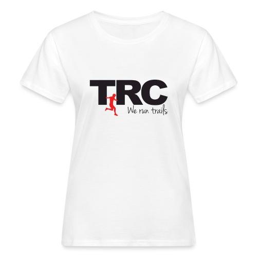 Trailman Running Club Cotton Shirts - Organic damer