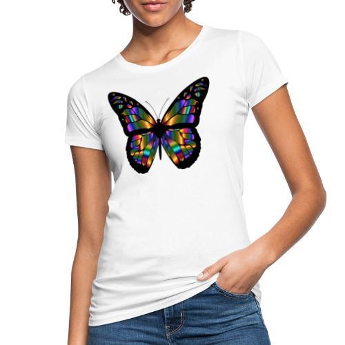 papillon design - T-shirt bio Femme