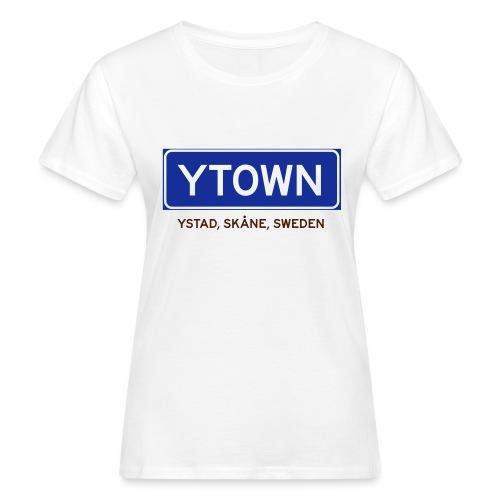 Ystad, Badly Translated - Ekologisk T-shirt dam