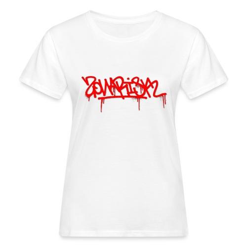 Zonarisk Logo Rouge - T-shirt bio Femme