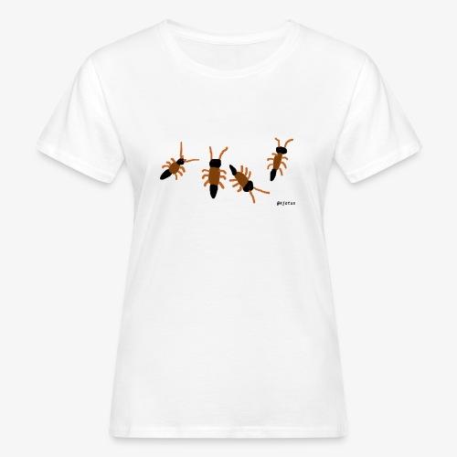 otokat - Naisten luonnonmukainen t-paita