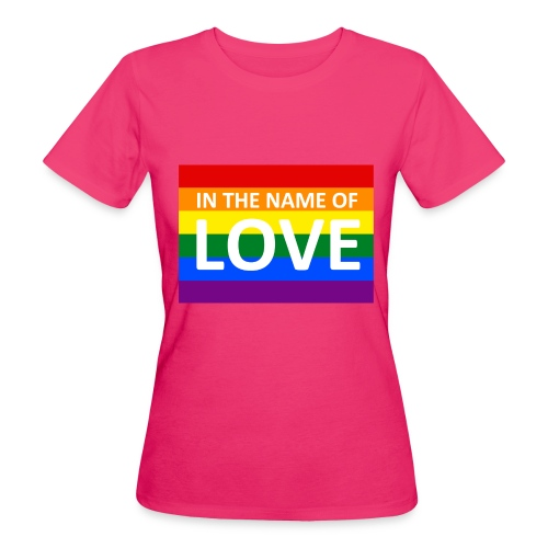 IN THE NAME OF LOVE CAP - Organic damer