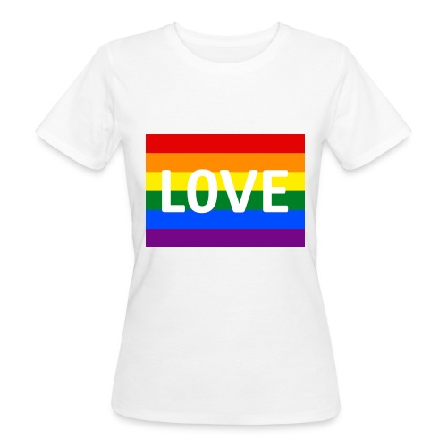 LOVE SHIRT - Organic damer