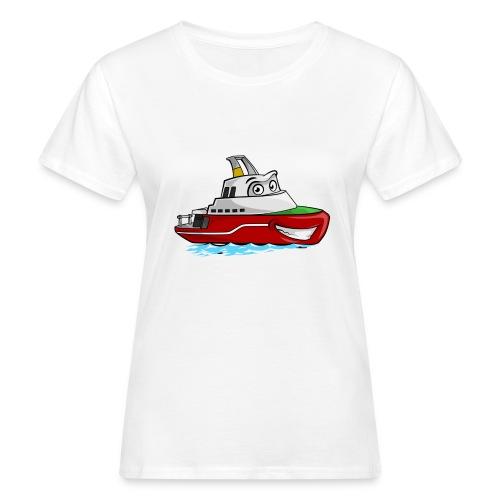 Boaty McBoatface - Women's Organic T-Shirt
