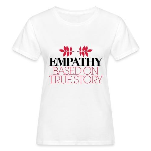 empathy story - Ekologiczna koszulka damska