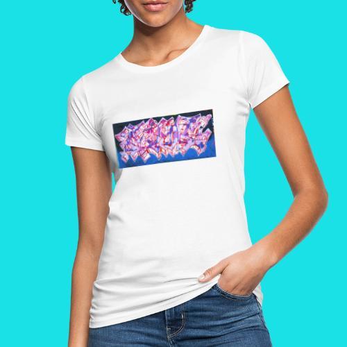 streetart #9 - Vrouwen Bio-T-shirt