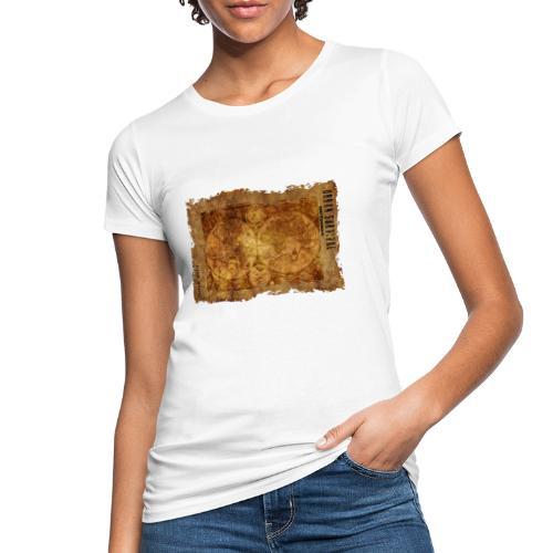 map of the world 2241469 1920 - Frauen Bio-T-Shirt