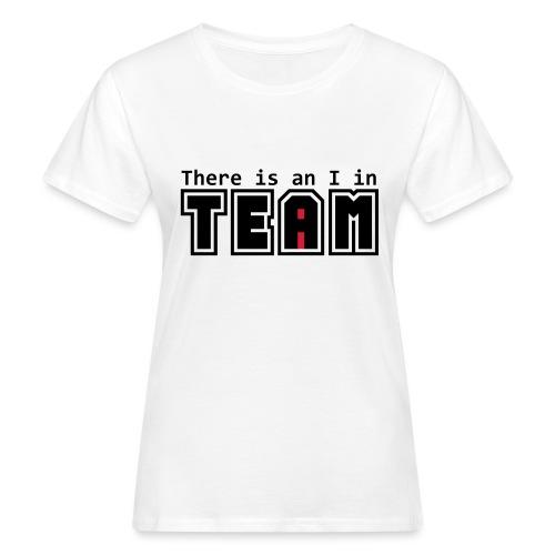 Équipe I - T-shirt bio Femme