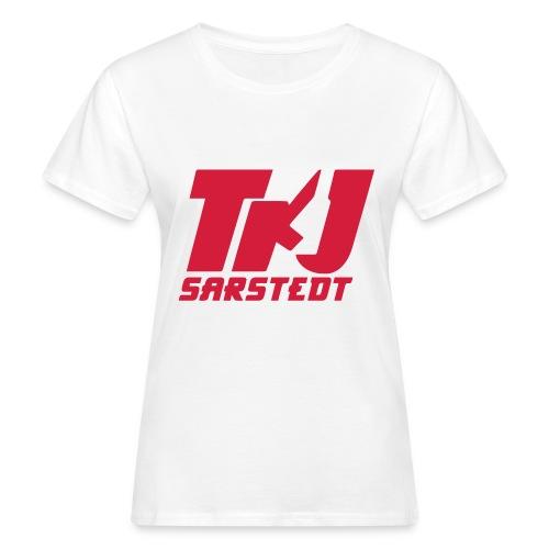 TKJ_logo_2 - Frauen Bio-T-Shirt