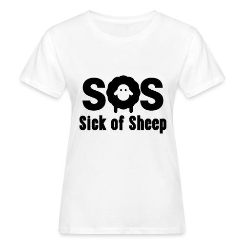 SOS - Women's Organic T-Shirt