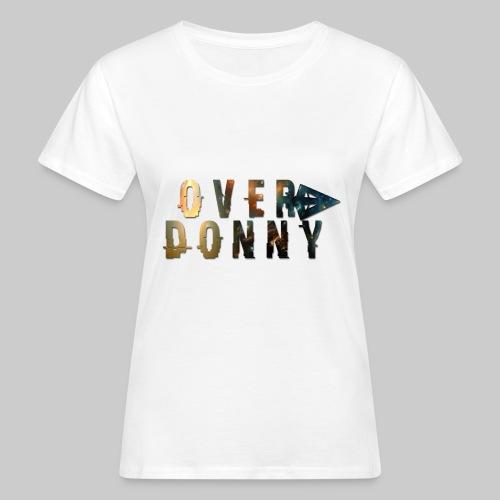 Over Donny [Arrow Version] - T-shirt ecologica da donna