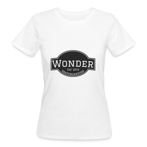Wonder T-shirt - ol' small logo - Organic damer