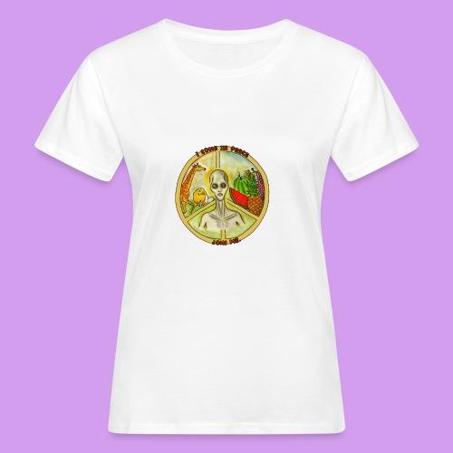 Katt Willow - Women's Organic T-Shirt