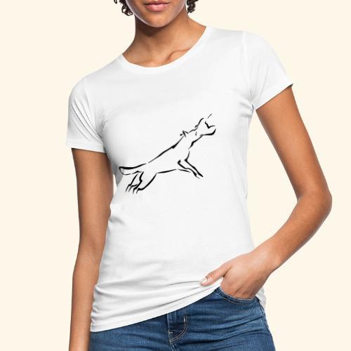 Suojelu - Naisten luonnonmukainen t-paita