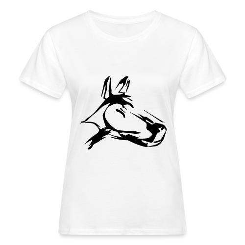 der hund 10 x 10 - Frauen Bio-T-Shirt