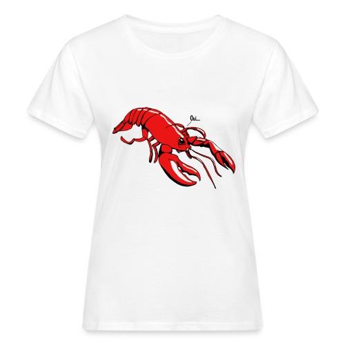 Lobster - Women's Organic T-Shirt