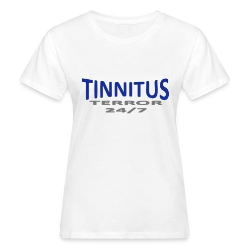 terror - Økologisk T-skjorte for kvinner