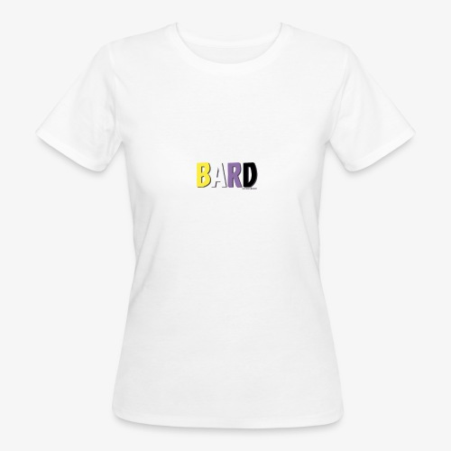 Bard Pride (Non Binary) - Women's Organic T-Shirt