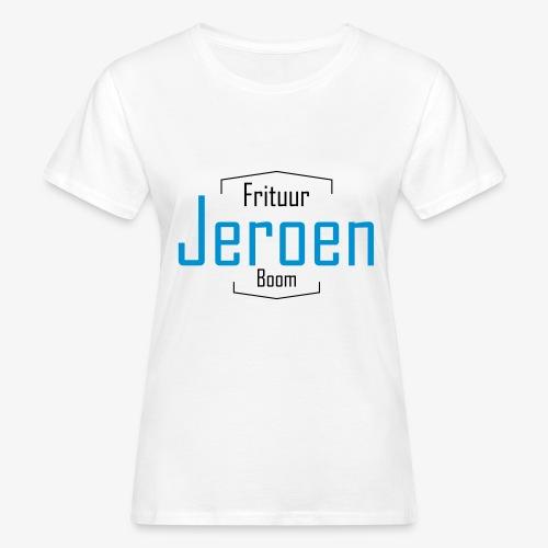 LogoJeroen - Vrouwen Bio-T-shirt