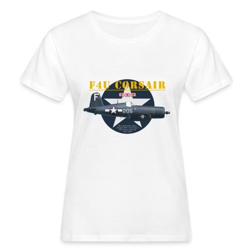 F4U Jeter VBF-83 - Women's Organic T-Shirt