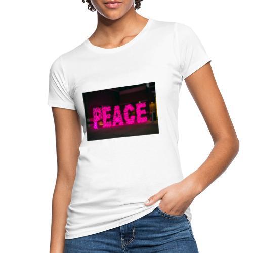 paz - Camiseta ecológica mujer