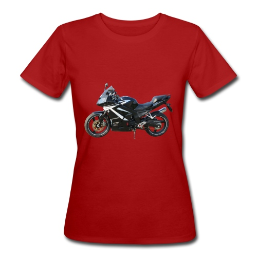snm daelim roadwin r side png - Frauen Bio-T-Shirt