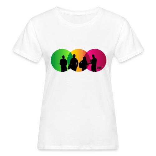 Motiv Cheerio Joe neon rasta - Frauen Bio-T-Shirt