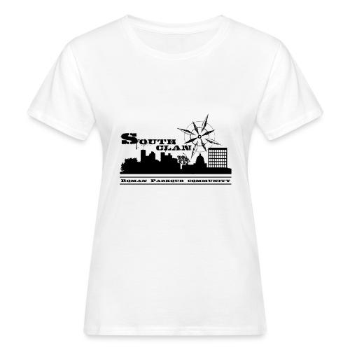 SOUTH CLAN CLASSIC - T-shirt ecologica da donna