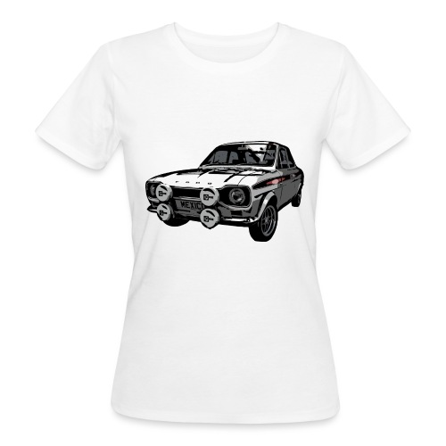 Mk1 Escort - Women's Organic T-Shirt