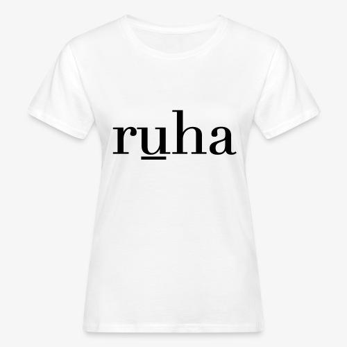 Ruha - Vrouwen Bio-T-shirt