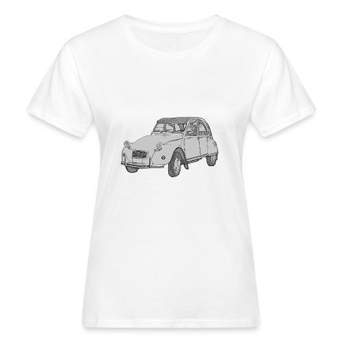 Ma Deuch est fantastique - T-shirt bio Femme
